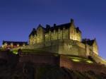 Castelul Edinburgh, noaptea