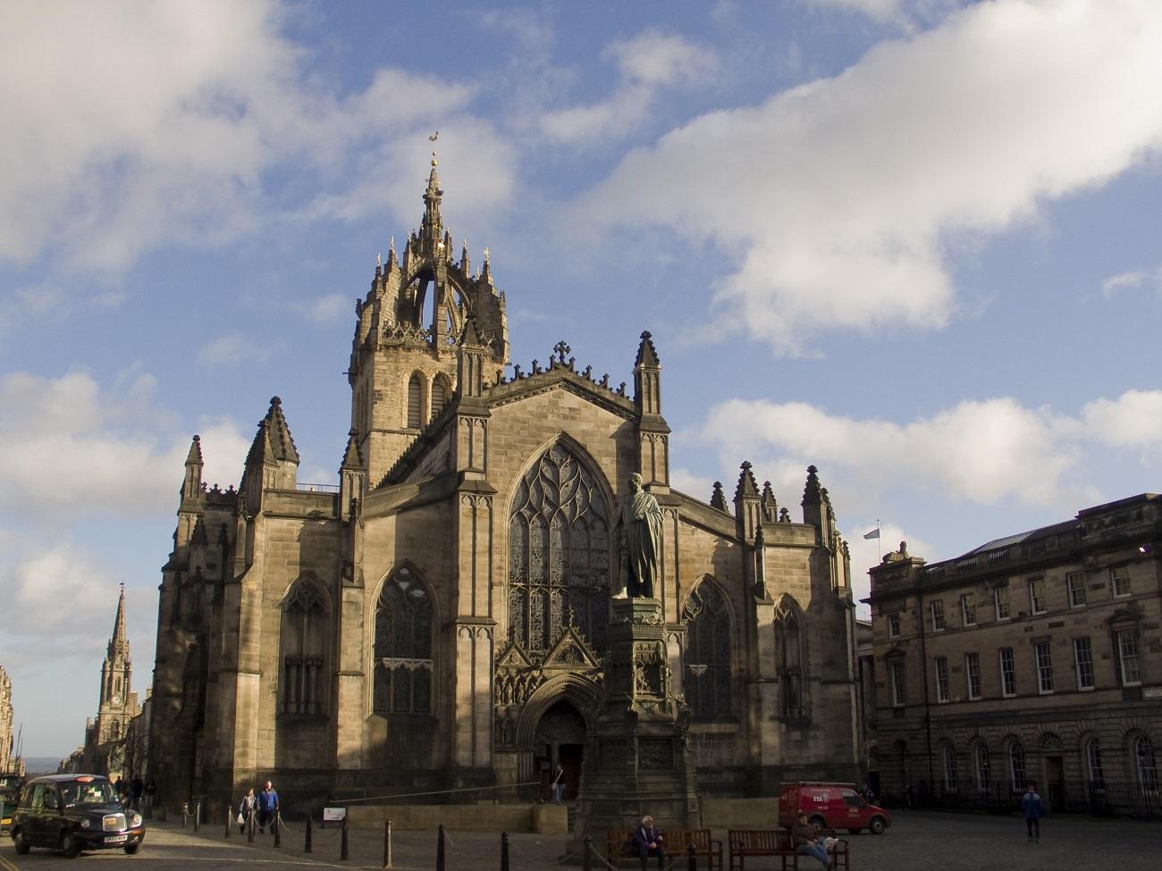 Catedrala Sfântul Giles din Edinburgh
