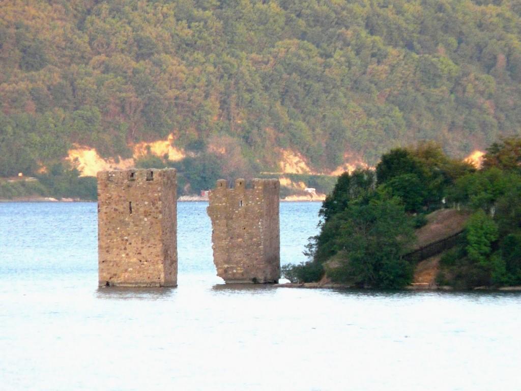 Cazanele Dunării, Cetatea Trikule