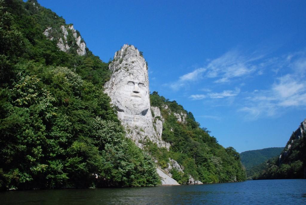 Cazanele Dunării, Decebalus Rex