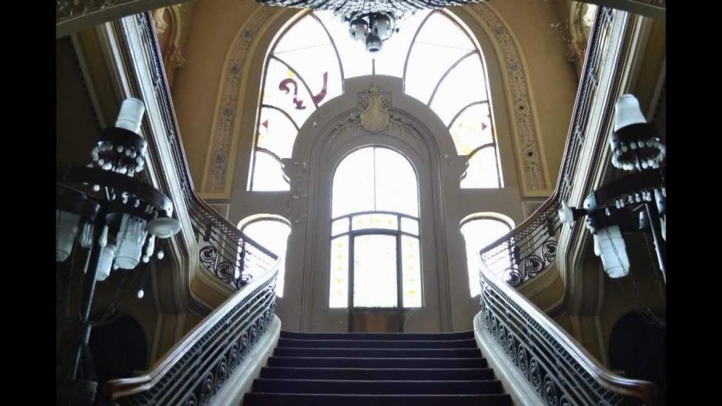 Cazinoul Constanta, scara interioara