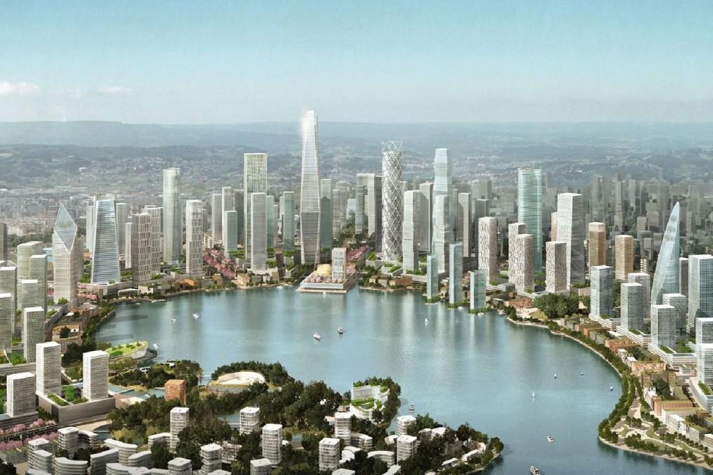 Changsha la finalul mega-proiectului