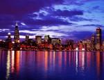 Chicago noaptea si putin Photoshop