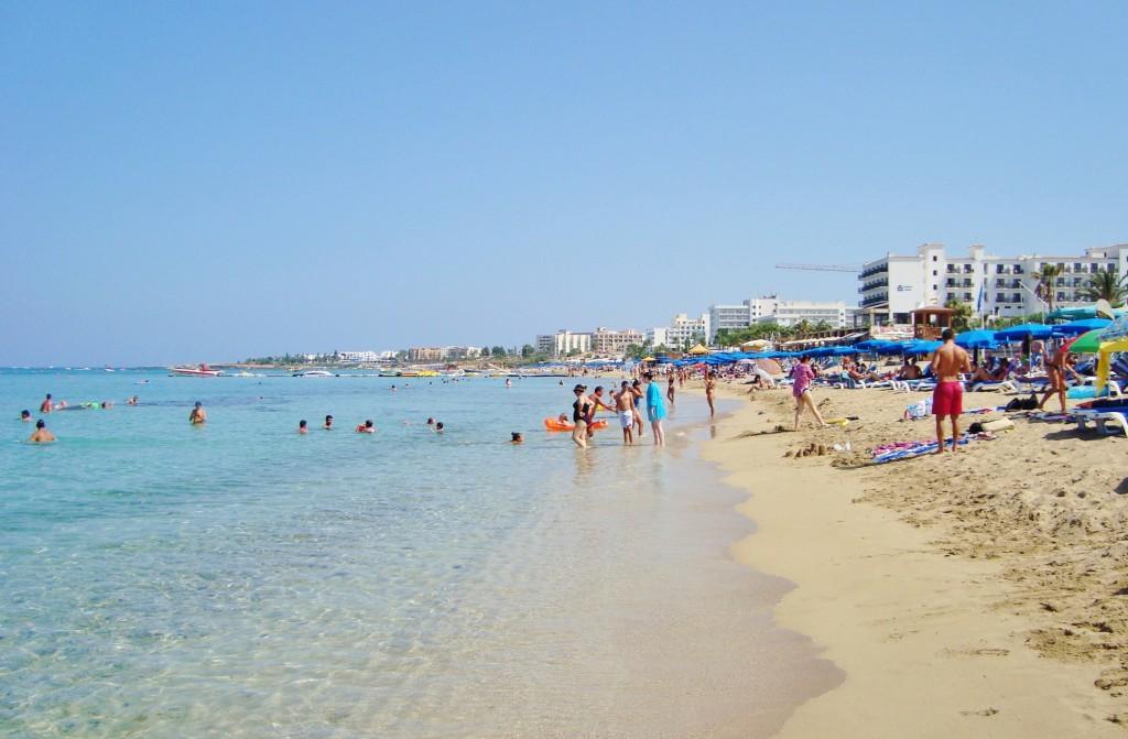 Cipru, insula cu cele mai curate plaje
