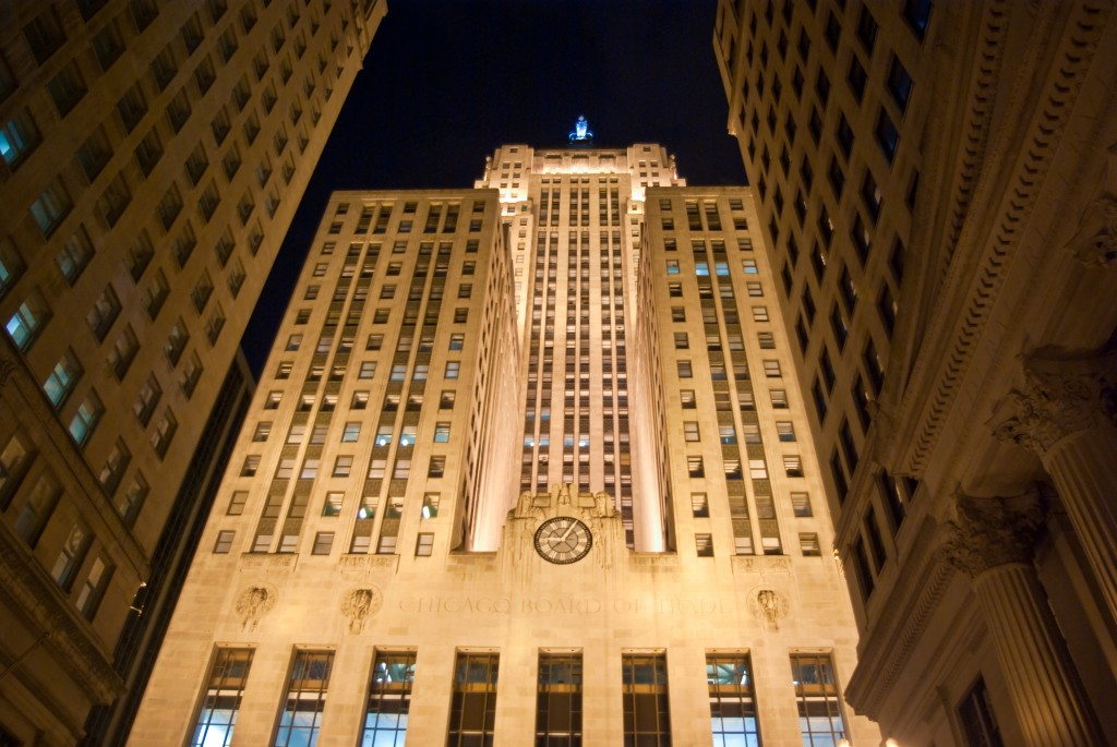 Cladirea Chicago Board of Trade Building