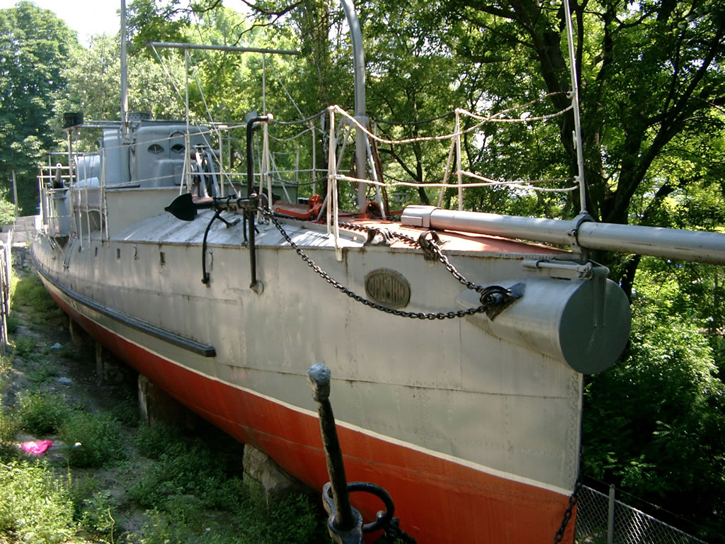 Drazki, o navă istorică