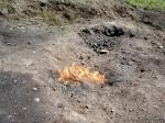 Fenomen foarte rar, Focurile Vii exista si la noi in tara