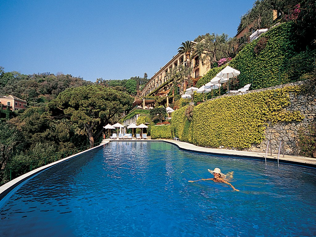 Hotel Splendido din Portofino