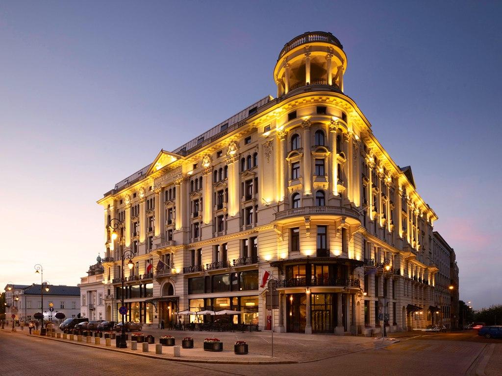 Hotelul le Meridien din Varșovia