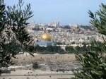 Ierusalim, panorama oraşului