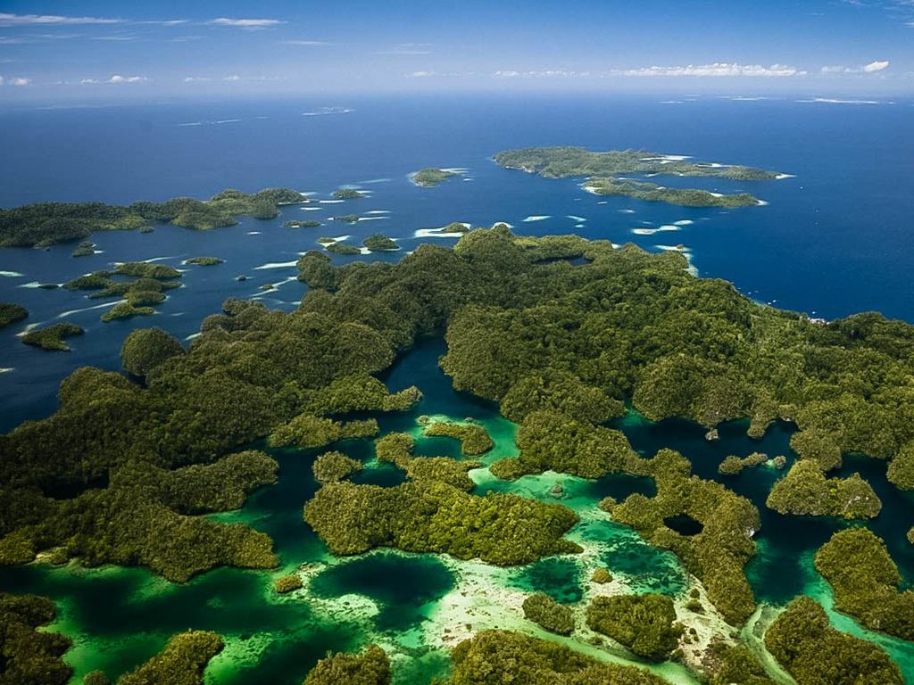 Indonezia, mii de insule