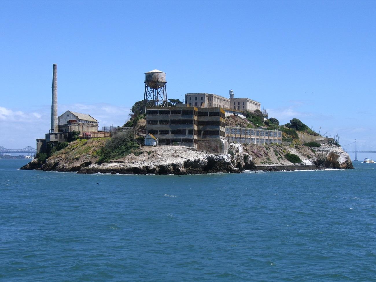 Insula Alcatraz, San Francisco
