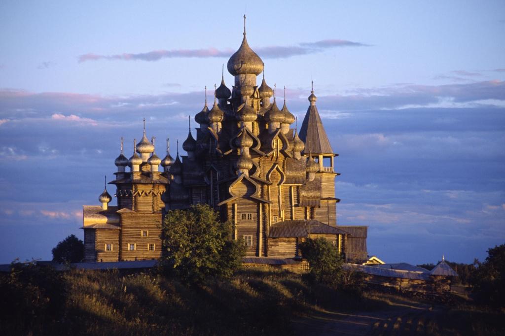 Insula Kizhi, Rusia