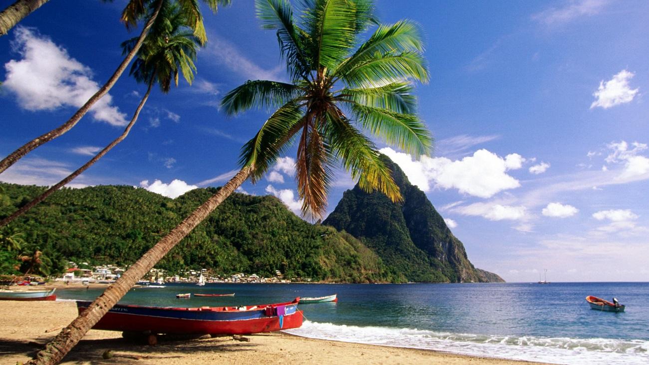 Insula Sfânta Lucia