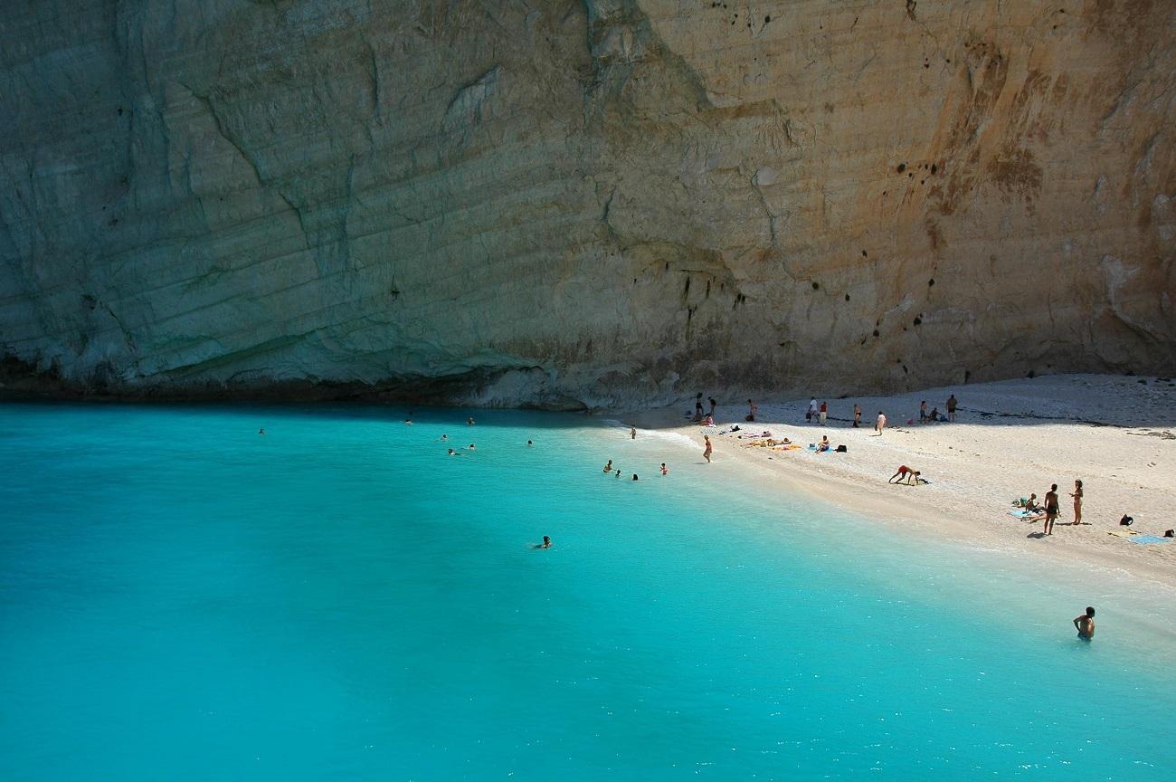 Insula Zakynthos, Grecia