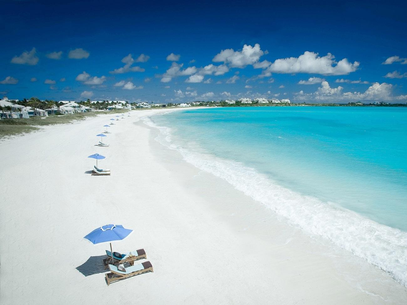 Insulele Bahamas, plajele infinite ale teritoriului