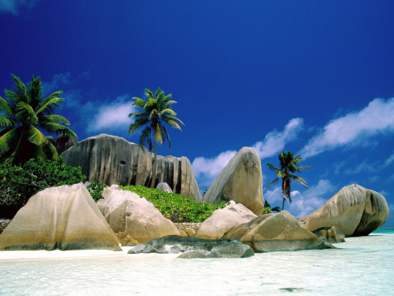 Insulele Digue, Seychelles