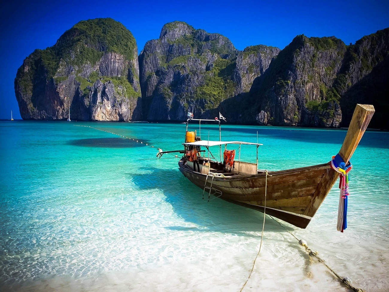 Insulele Ko Phi Phi, Thailanda