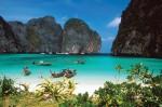 Insulele Ko Phi Phi din Thailanda oferă un peisaj de vis