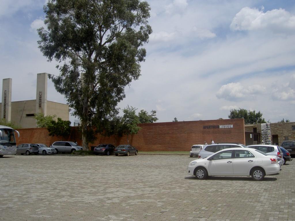 Johannesburg, Apartheids Museum