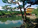 Kyoto, Japonia- privelişte dintr-un parc al oraşului