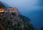 Lăcaş de cult de pe Muntele Athos, Grecia