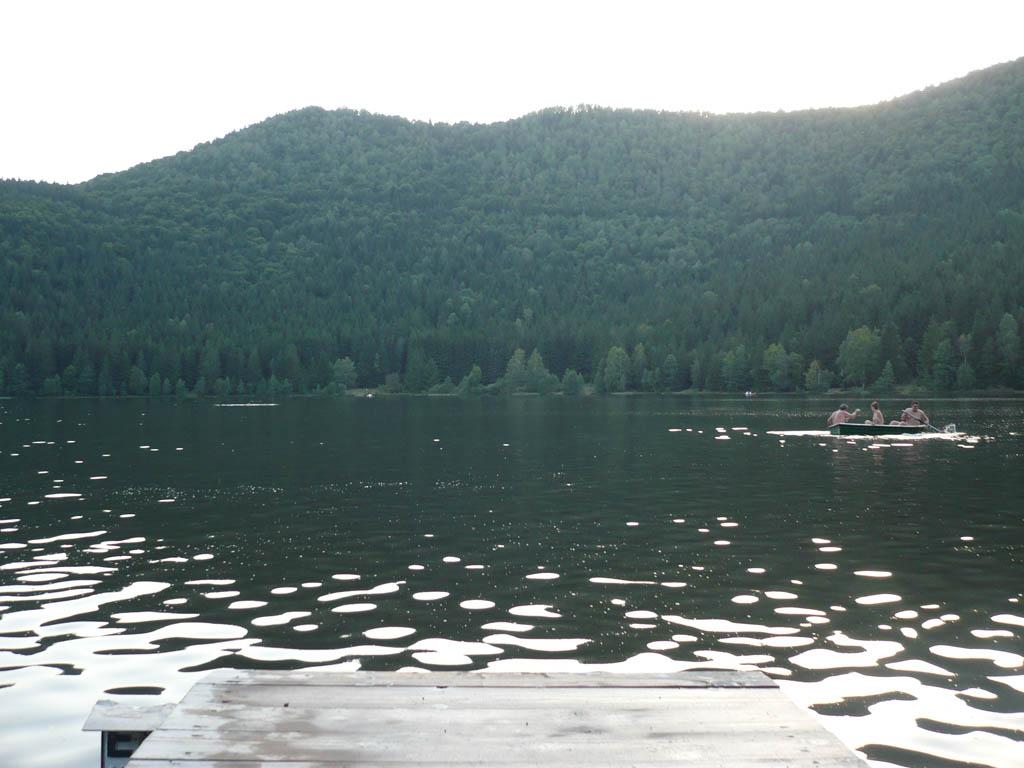 Lacul Sfânta Ana de la Băile Tușnad