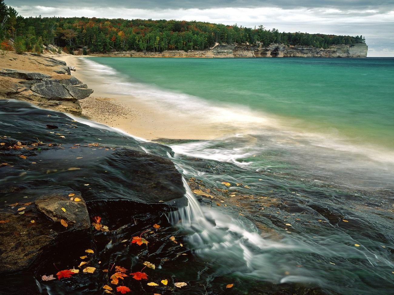 Lacul Superior, America de Nord
