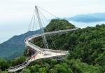 Langkawi Sky Bridge una din platformele de observatie