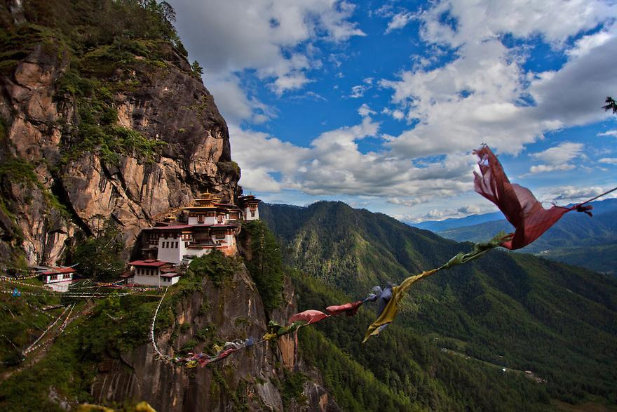 Mănăstirea Paro Taktsang, Buthan