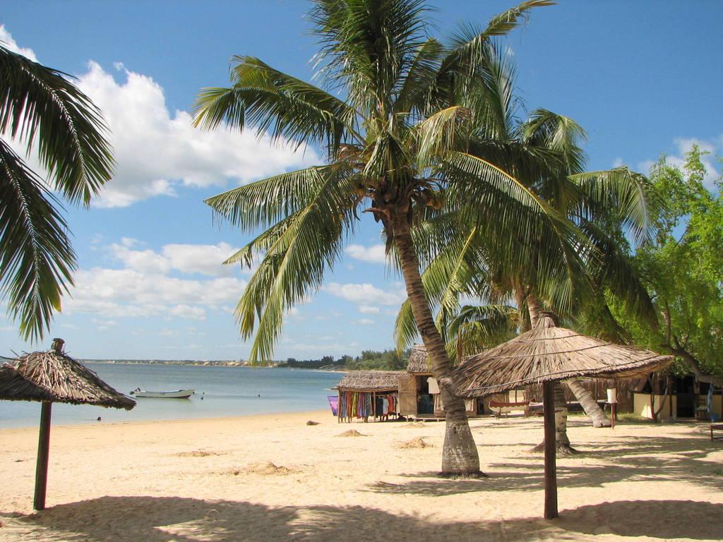 Madagascar, aşezare umană în apropierea ţărmului