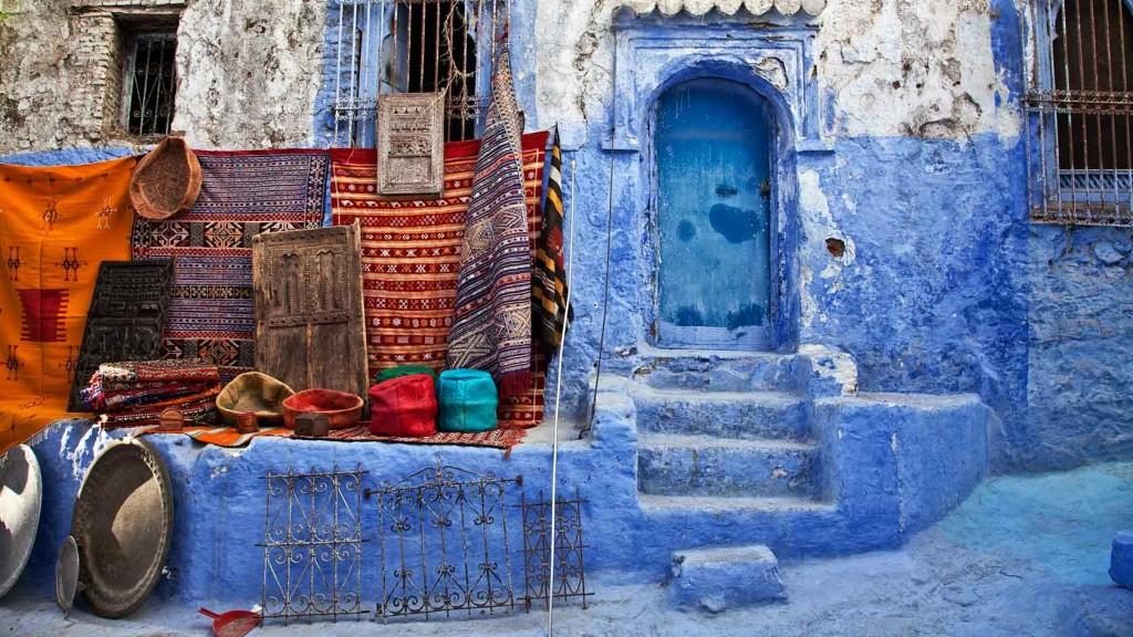 Maroc, și cartierele mai sărace au farmecul lor