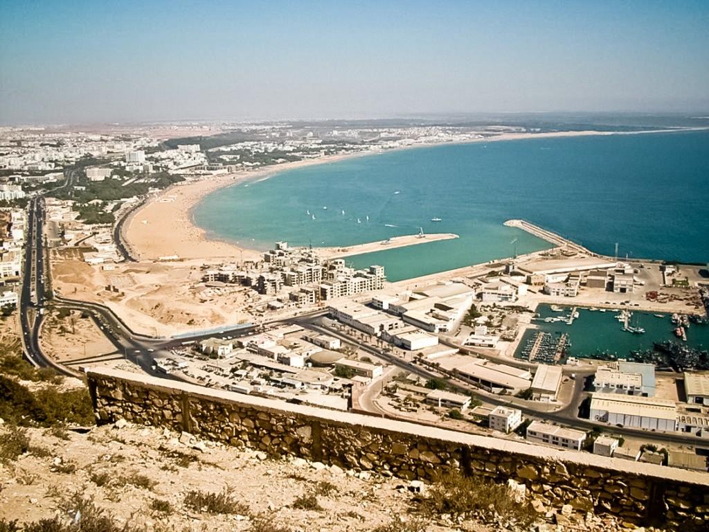 Maroc, deșert și mare