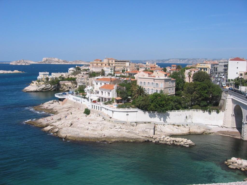 Marsilia, frumusete aproape exotica