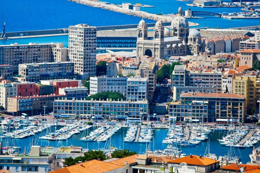 Marsilia intre clasic si modern
