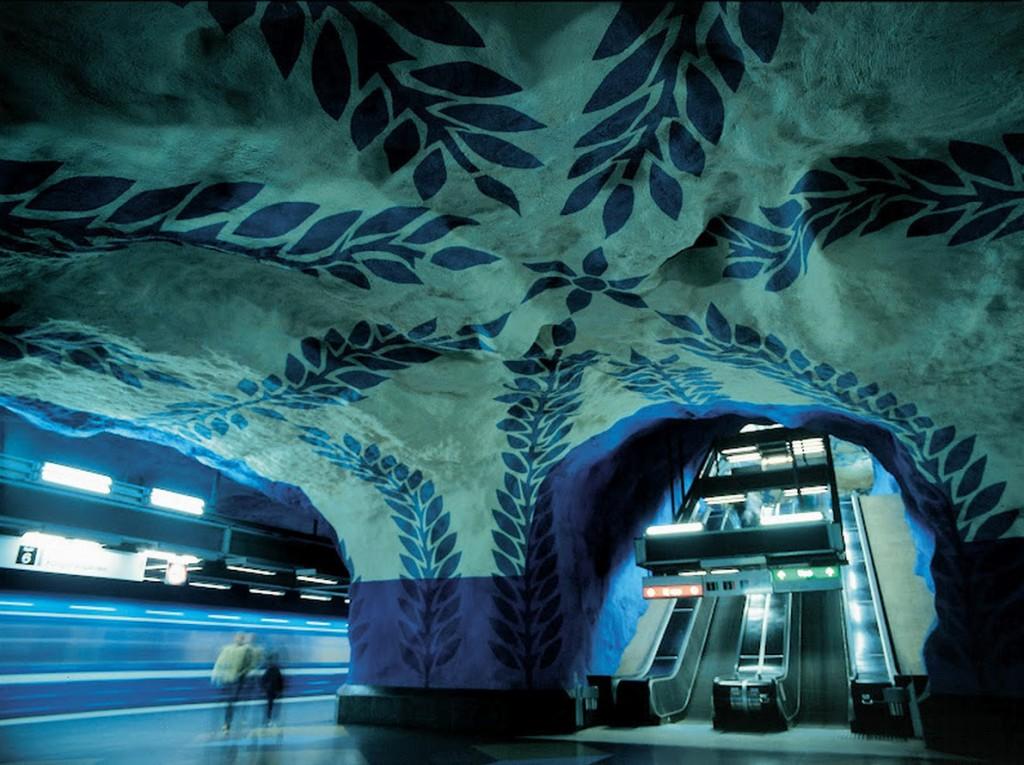Metroul din Stockholm 11