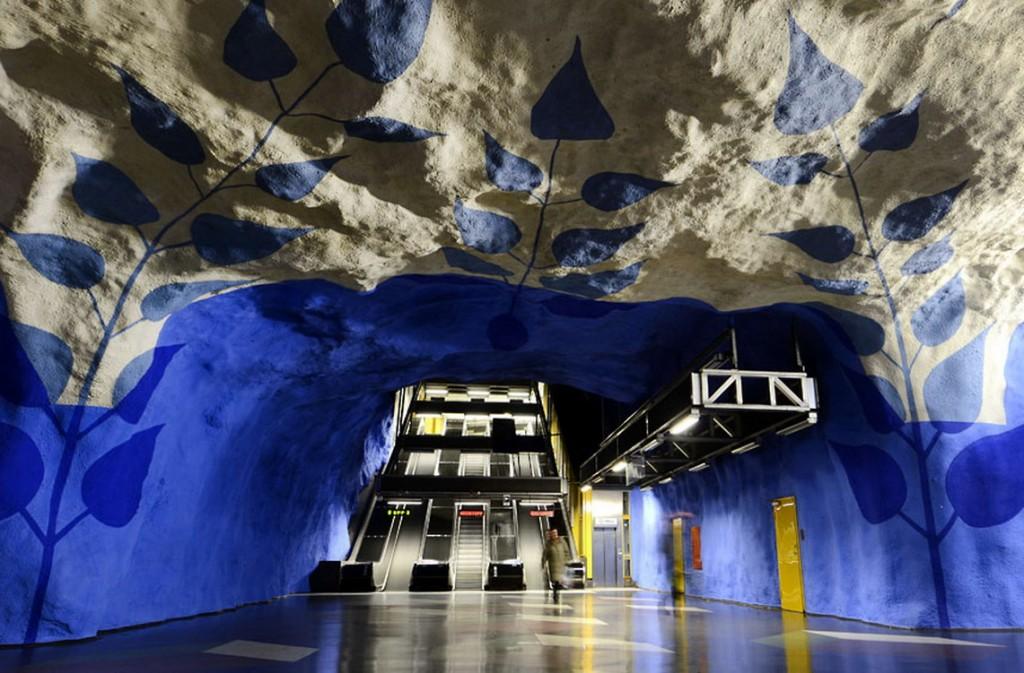 Metroul din Stockholm 12
