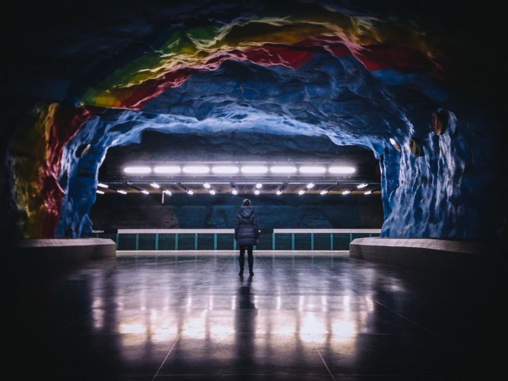 Metroul din Stockholm 9
