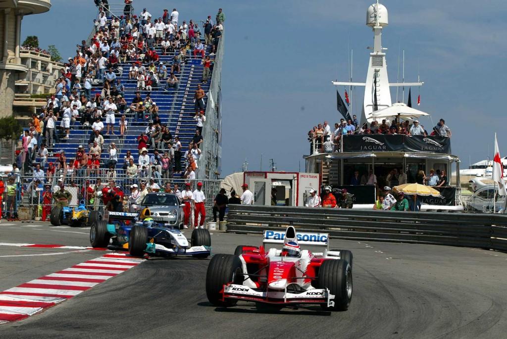 Monaco, Formula 1 pe străzile din oraș