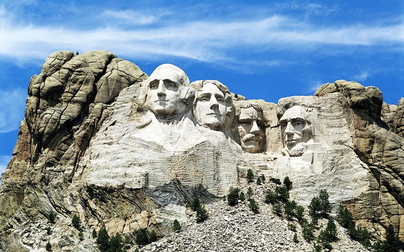 Muntele Rushmore, Dakota, SUA