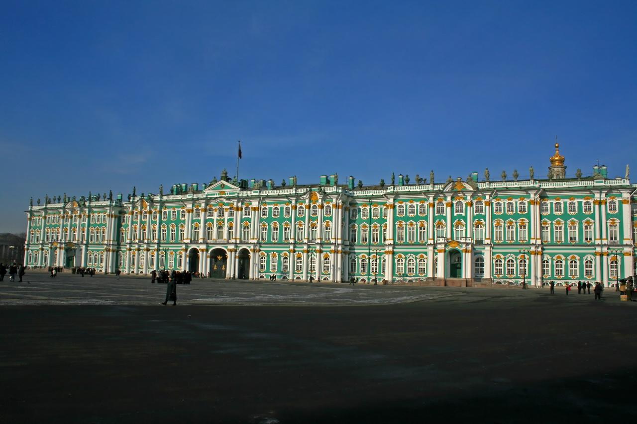 Muzeul Hermitage, Saint Petersburg