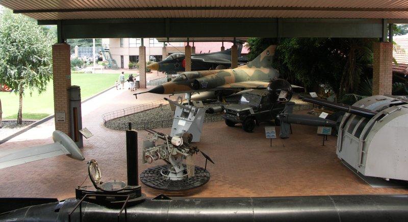 Muzeul Național Militar al Africii de Sud