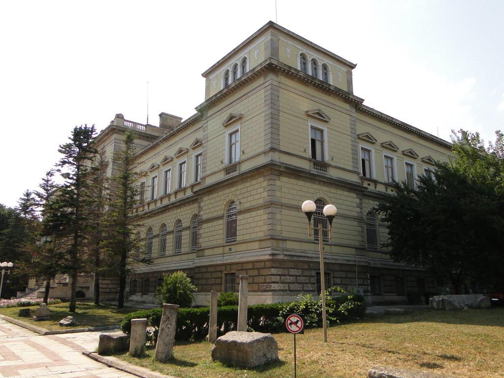 Muzeul de Arheologie din Varna