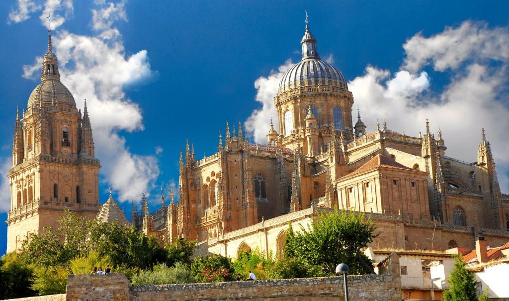 Noua catedrala din Salamanca