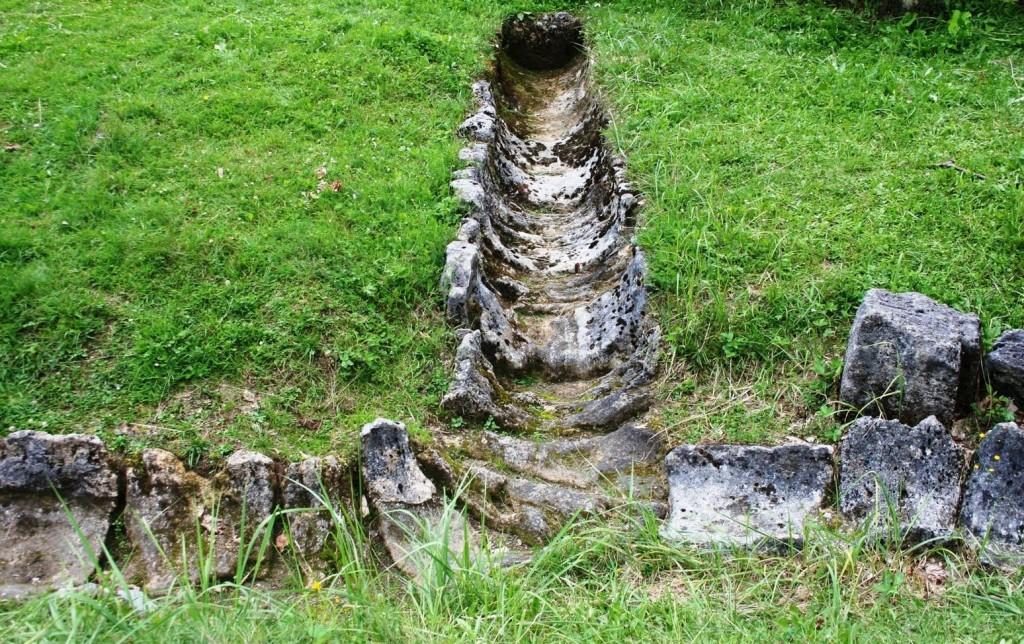 Nu doar romanii aveau sisteme de scurgere a apei