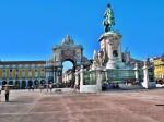 O scena obisnuita din Lisabona