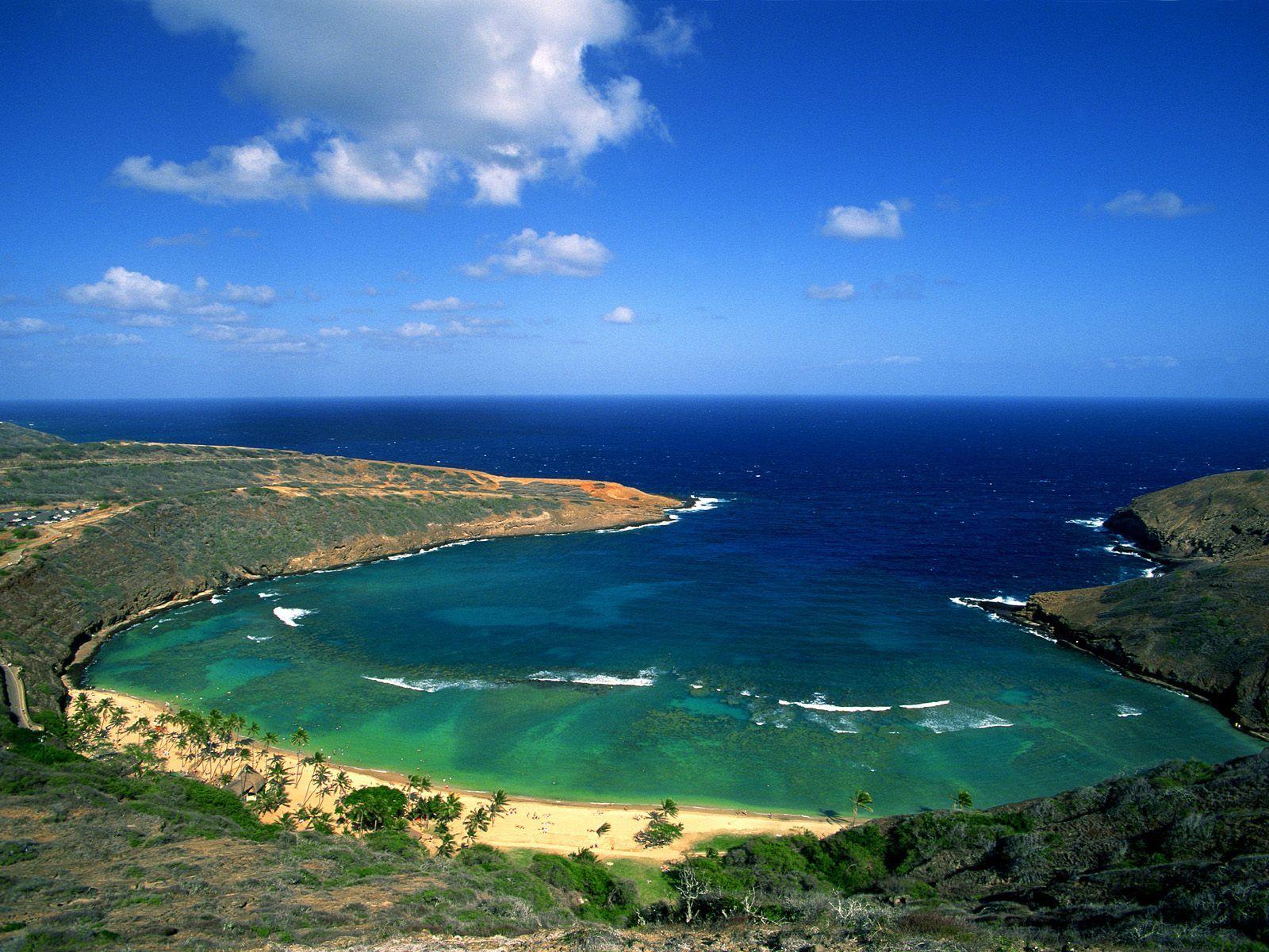 Oahu, peisaje de vis