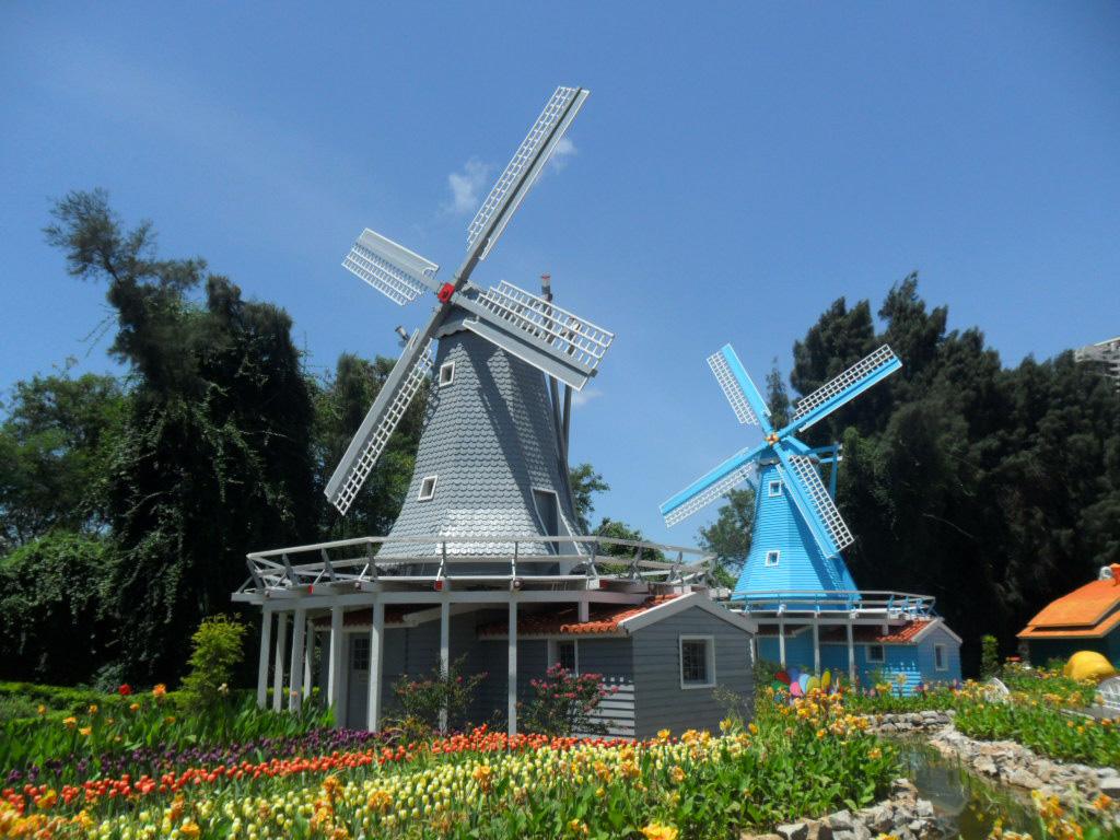 Olanda și morile ei de vânt