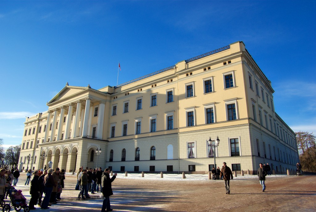 Palatul Regal Oslo