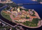 Panorama Cetăţii Petru şi Pavel, Saint Petersburg